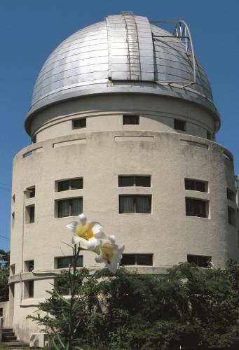 京都大学天文台で学ぶ天文学
