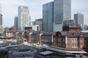 とっておきの東京ステーションホテル探訪