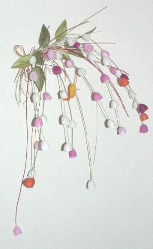 「花まゆ」のお正月飾り