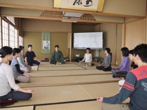 お坊さんが教える10分間瞑想法