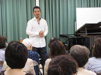 川尻淳のピアノライブ 9/3
