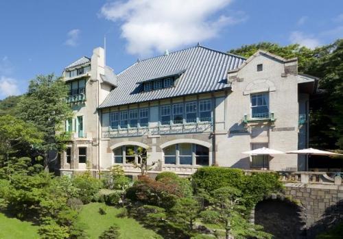 神戸迎賓館「旧西尾邸」を訪ねて