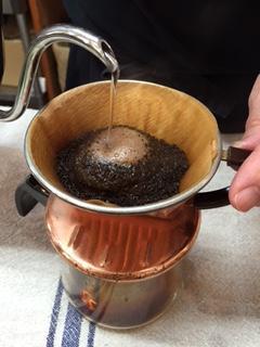コーヒー教室 世界三大コーヒーで学ぶ