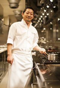 永山シェフのカラダにおいしい「ベジフレンチ」~ごぼう