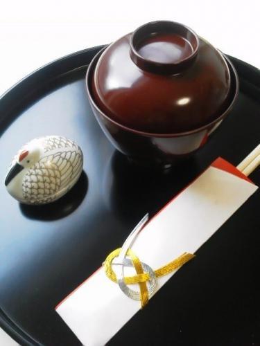 【野外】和食の作法と季節の料理