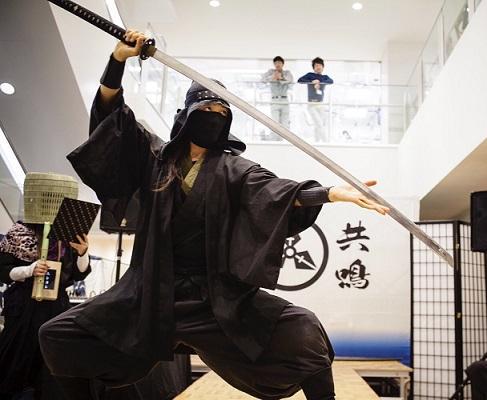 忍者に学ぶやさしい身体術