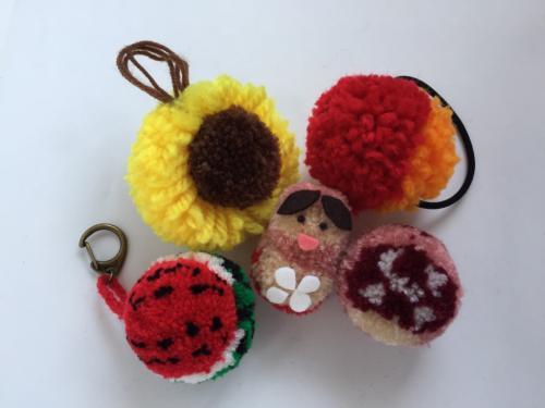 夏休み企画☆親子で楽しむ編み物講座