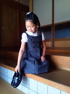 子どものための礼法教室