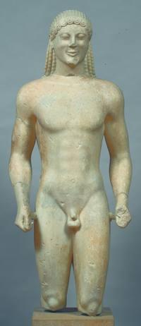 ヨーロッパのルーツ、美しきギリシャ美術