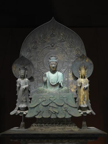 祈りの道シルクロード 法隆寺からバーミヤンへ