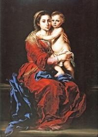 生誕400年記念 聖母マリアの画家ムリーリョの魅力