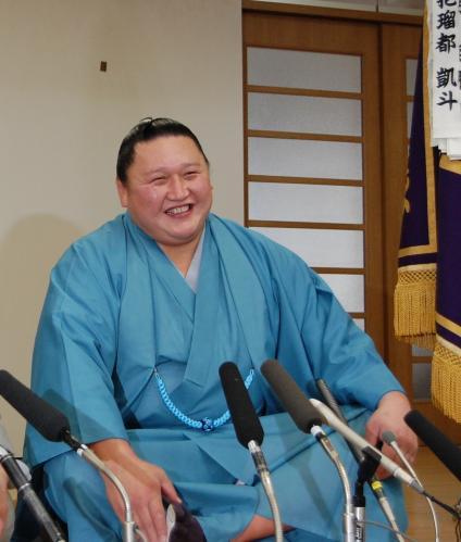 相撲名物記者が聞く 元旭天鵬の大相撲談義