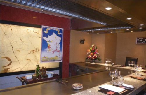 ランチ&ワインの会 日本限定のワインを味わう