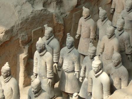 始皇帝の時代―兵馬俑発掘最前線