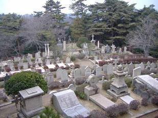 神戸の外国人墓地を訪ねて