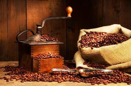 春のブレンドコーヒーを作る