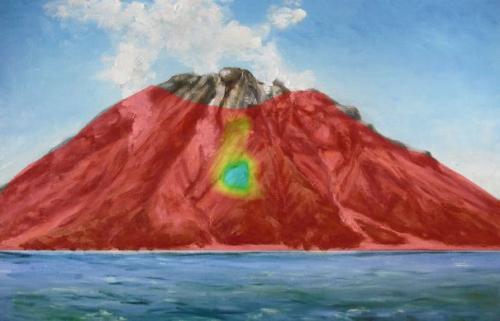 素粒子で火山を透視する ミュオグラフィの力