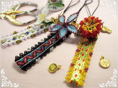 トルコ伝統手芸・イーネオヤ