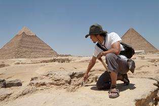 古代エジプトの2つの聖地