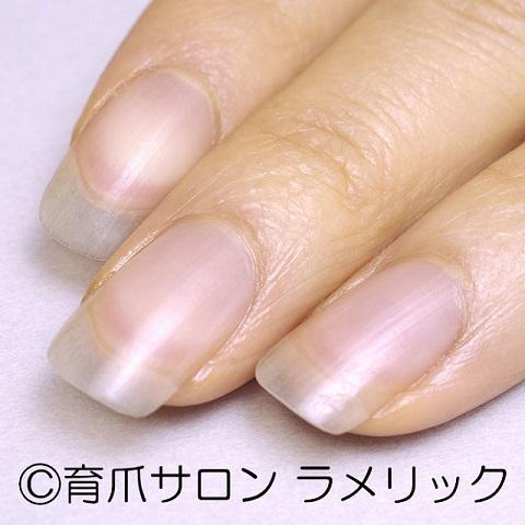 育爪®で何歳からでも美しい素爪へ