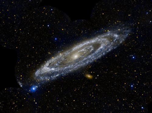 4D映像をみて考え学ぶ大宇宙の神秘