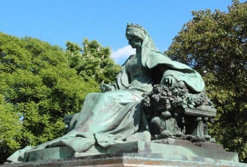 エリーザべト皇妃の足跡を辿る―ドイツとハンガリー