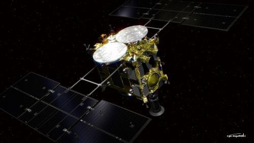 「はやぶさ」からうかがう太陽系の姿と将来の展望