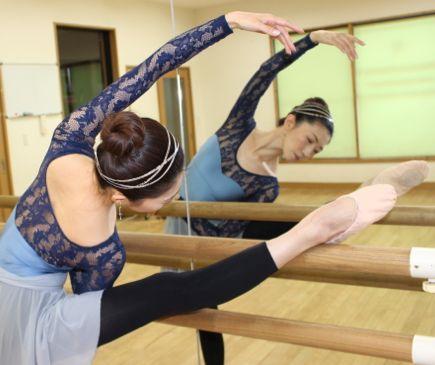 クラシックバレエ1日体験