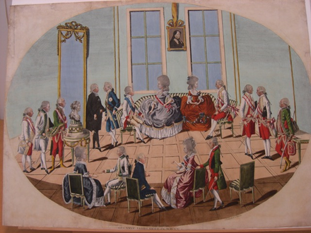 銅版画で読む18世紀ウィーンの社会と文化