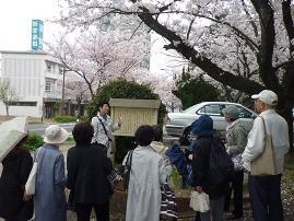 内山さんが案内する歴史・文学散歩