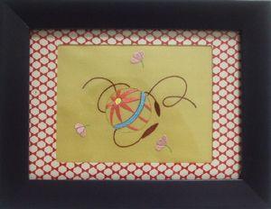 はじめての日本刺繍 てまりを四つの技法で