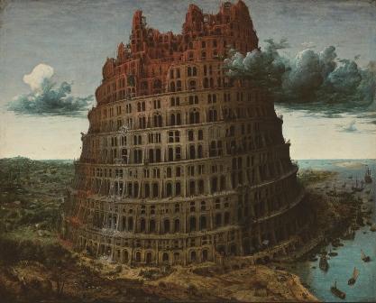 「バベルの塔」とブリューゲルの世界