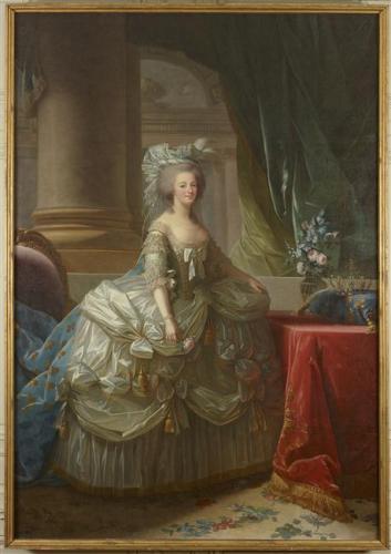 マリー・アントワネットと18世紀フランス美術
