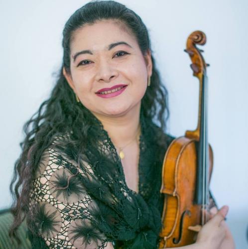 レクチャー&コンサート ブダペストからの哀愁と情熱のヴァイオリン