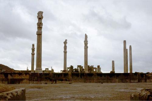 古代ペルシア都市遺跡―ペルセポリスの謎