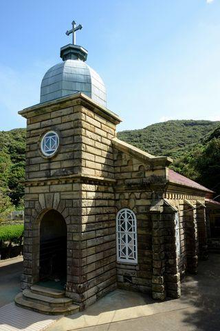 五島列島のカトリック教会を巡る