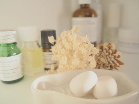 ココナッツオイルで作る保湿クリーム