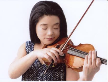 天満敦子 心をつなぐヴァイオリンの世界
