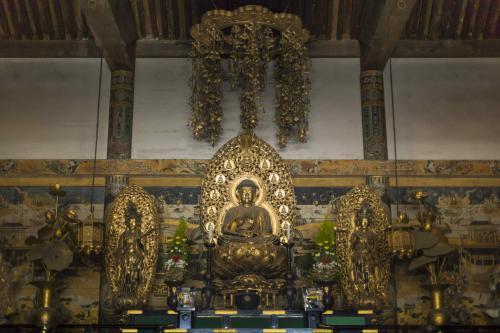 国宝の宮殿建築の美~世界遺産 仁和寺拝観