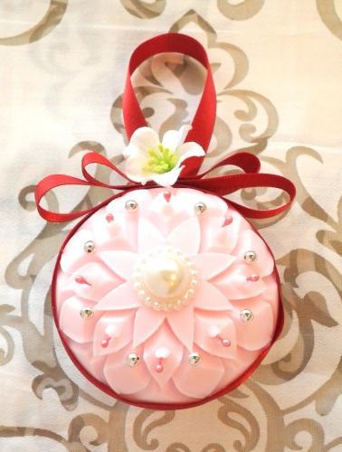 ソープカービング 石鹸がかわいいバラのアート作品に