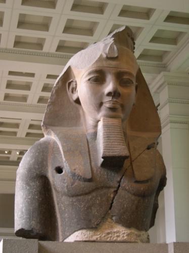 エジプト王朝史             新王国時代の衰退