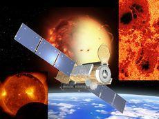 太陽プラズマ活動と地球との関わり