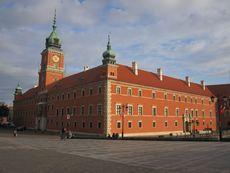 ワルシャワの歴史探訪