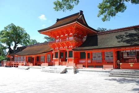 宇佐神宮とゆかりの仏像を訪ねて
