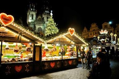 チェコ・魅惑のクリスマス