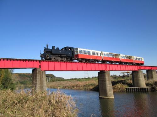 トロッコ列車でチバニアンへ行こう