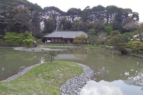 作庭記から読み解く日本庭園