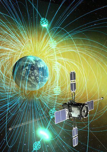 宇宙のプラズマとオーロラの起源