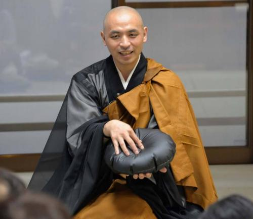 身体から学ぶ禅の本質