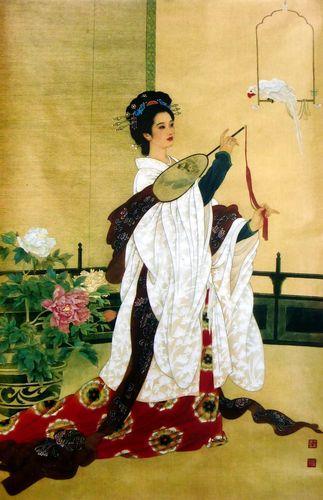 楊貴妃 伝説と歴史のあわい